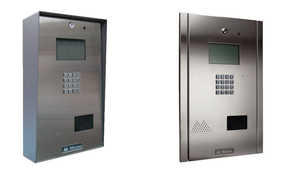 Mircom apartment intercoms