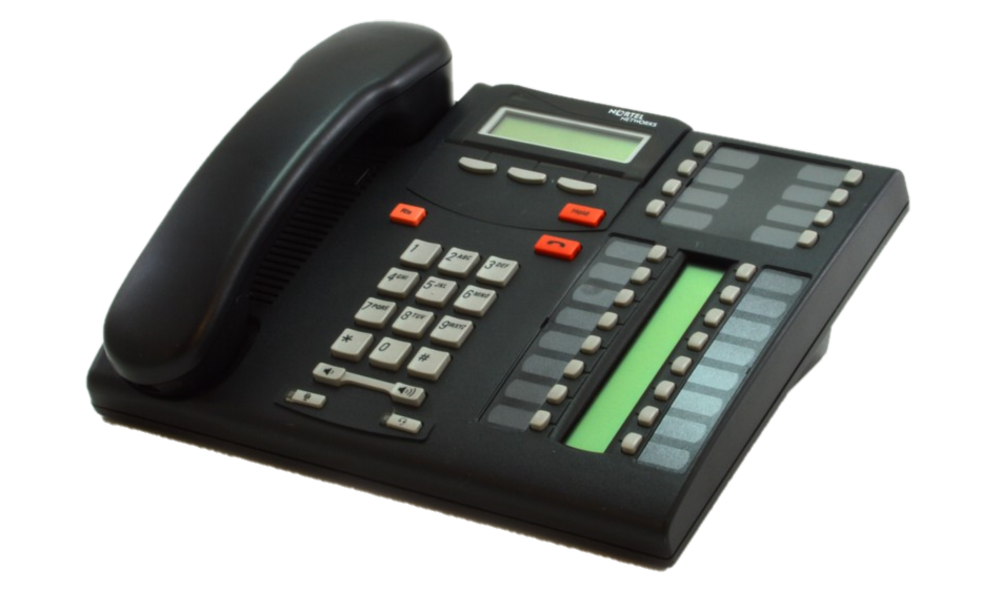 legacy Nortel phone
